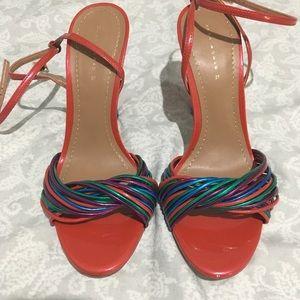 Beautiful multicolor High Heels